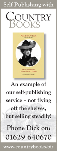 Self Publishing Banner